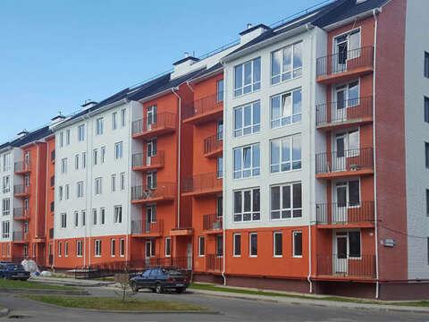 Жилой дом на ул. Бусалова